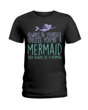 Mermaid Ladies T-Shirt thumbnail