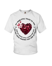 Butterfly Piece of Hear My Mind Still Talks - LTE  Youth T-Shirt thumbnail