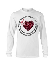 Butterfly Piece of Hear My Mind Still Talks - LTE  Long Sleeve Tee thumbnail