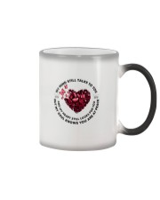 Butterfly Piece of Hear My Mind Still Talks - LTE  Color Changing Mug thumbnail