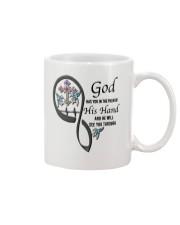 Blue Hummingbirds  God Cross Has You - LTE Mug thumbnail
