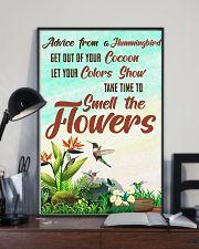 Hummingbird Advice MI0173 11x17 Poster lifestyle-poster-2