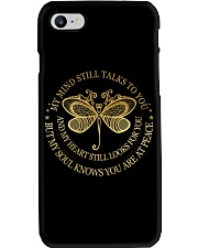 DRAGONFLY MY MIND STILL TALKS TO YOU VER 2 Phone Case thumbnail