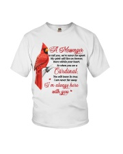 Bird A Messenger To Tell You - LTE  Youth T-Shirt thumbnail