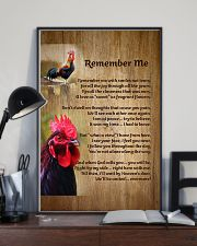 Rooster Remember Me - LTE  11x17 Poster lifestyle-poster-2