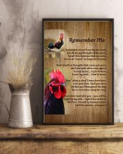 Rooster Remember Me - LTE  11x17 Poster lifestyle-poster-3