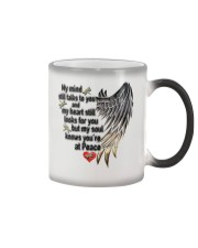Dragonflies My Mind Still Talks To You - LTE Color Changing Mug thumbnail