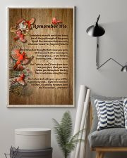 Bird Clock Remember Me - LTE  11x17 Poster lifestyle-poster-1