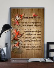 Bird Clock Remember Me - LTE  11x17 Poster lifestyle-poster-2