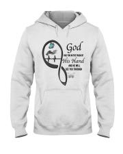 Butterflies God Has You  - LTEYou Hooded Sweatshirt thumbnail