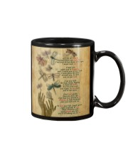 DRAGONFLY AS I SIT IN HEAVEN - BEST SELLER  Mug front