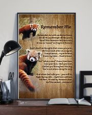 RED PANDA REMEMBER ME POSTER 11x17 Poster lifestyle-poster-2