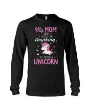 Unicorn Tee Shirt Long Sleeve Tee thumbnail