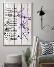 Dragonfly I Thought Of You - LTE  11x17 Poster lifestyle-poster-1