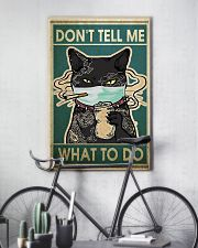 CAT DON'T TELL ME WHAT TO DO - LIMITED EDITION  11x17 Poster lifestyle-poster-7