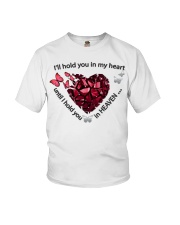 Butterfly I Will Hold You In My Heart - LTE  Youth T-Shirt thumbnail