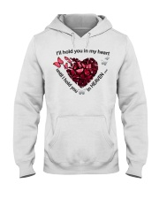 Butterfly I Will Hold You In My Heart - LTE  Hooded Sweatshirt thumbnail