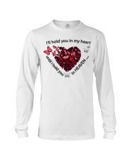 Butterfly I Will Hold You In My Heart - LTE  Long Sleeve Tee thumbnail