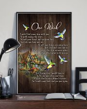 One Wish  - HUmmingbird - New Arrival 11x17 Poster lifestyle-poster-2