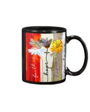 DRAGONFLY FAITH HOPE LOVE - BEST SELLER Mug tile