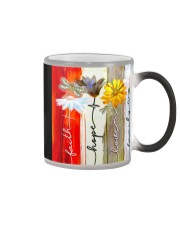 DRAGONFLY FAITH HOPE LOVE - BEST SELLER Color Changing Mug thumbnail