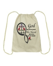 Birds Cross God Has You - LTE Drawstring Bag thumbnail