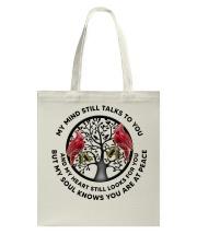 Bird Tree Of Life My Mind Still Talks - LTE  Tote Bag thumbnail