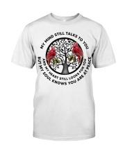 Bird Tree Of Life My Mind Still Talks - LTE  Classic T-Shirt front