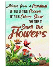 Cardinal Advice MI0172 11x17 Poster front