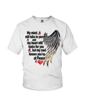 Birds My Mind Still Talks To You - LTE Youth T-Shirt thumbnail