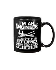 I can't fix stupid Mug front