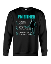 I'M EITHER Crewneck Sweatshirt thumbnail