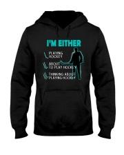 I'M EITHER Hooded Sweatshirt thumbnail