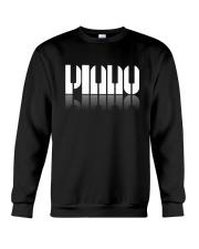 LOVE PIANO Crewneck Sweatshirt thumbnail
