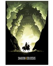 Shadow of the Colossus Shadow of Colossus Poster 11x17 Poster front