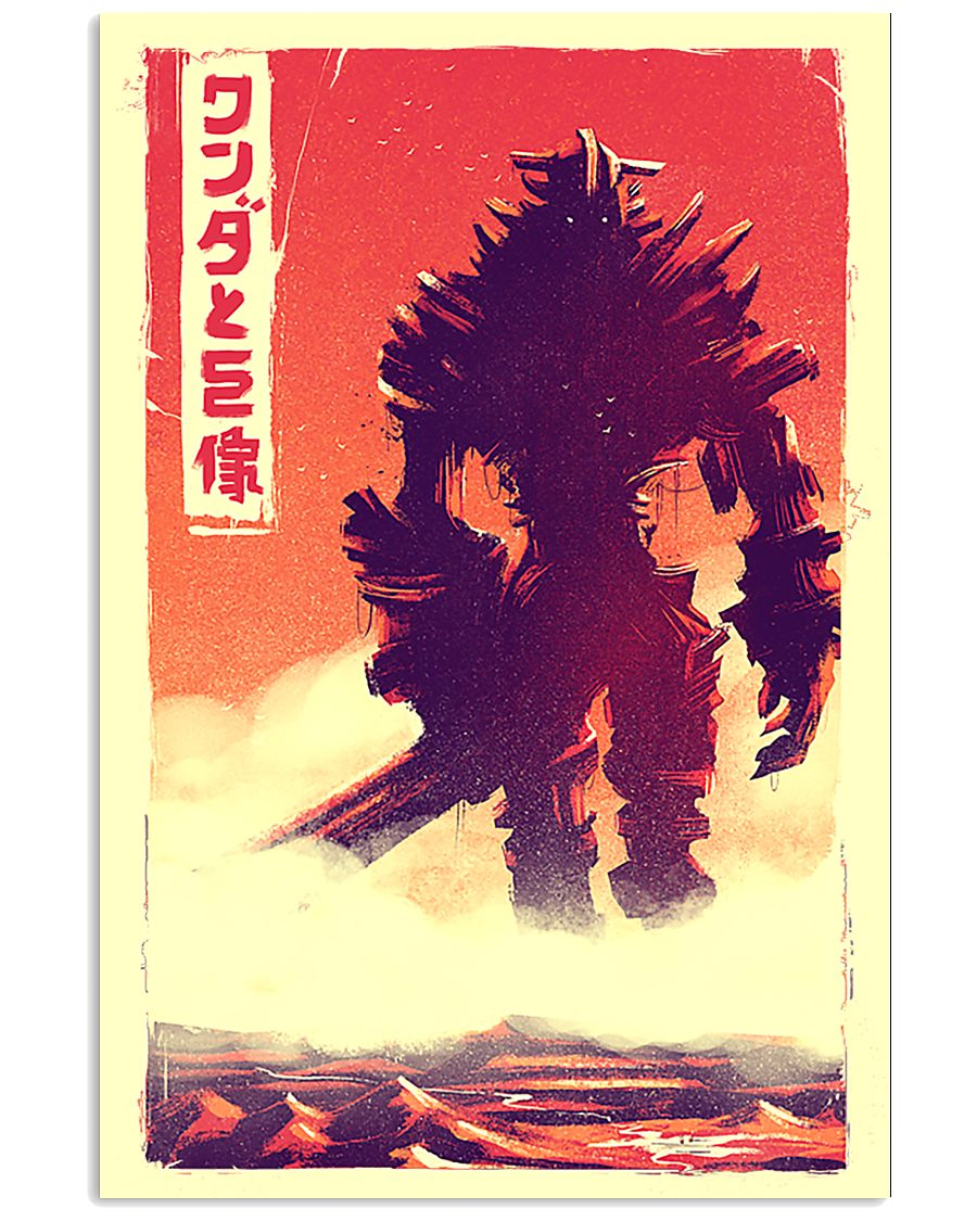 Shadow of the Colossus Shadow of Colossus Poster 11x17 Poster