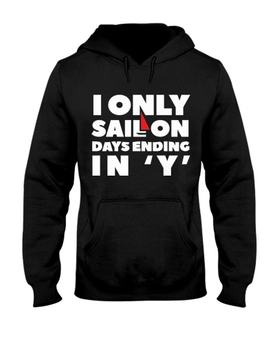 Sailing  hoodie  for Yachting fans