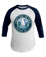Sailing and Yachting Clothing  Baseball Tee front