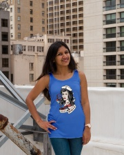 Women's Flowy Tank Top - Sailing women's clothes Ladies Flowy Tank lifestyle-bellaflowy-tank-front-3