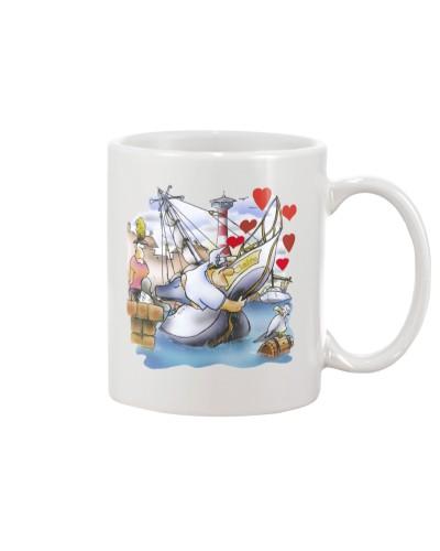 Sailing Mugs - Sailor Gifts