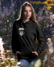 Sailing apparel  for Yachting fans - Skull Sailor Hooded Sweatshirt lifestyle-holiday-hoodie-front-5