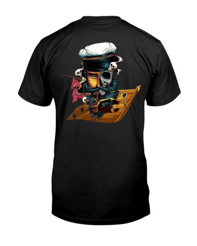 Men's Sailing T-Shirt - New Custom Design