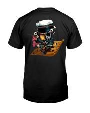 Men's Sailing T-Shirt - New Custom Design  Premium Fit Mens Tee back