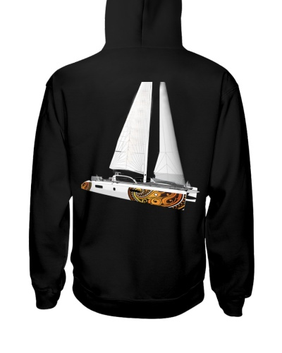 Sailing Clothes for Yachting fans - Catamaran