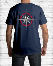 Sailing clothes - Yachting apparel - Navigator Classic T-Shirt lifestyle-mens-crewneck-back-1