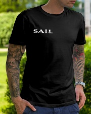Sailing clothes - Yachting apparel  Classic T-Shirt lifestyle-mens-crewneck-front-7