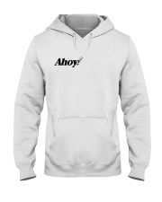 Sailing Shirts - American Sailing- Ahoy Sailor  Hooded Sweatshirt front