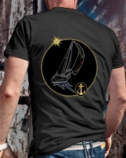 Sailing clothes - Yachting apparel  Classic T-Shirt lifestyle-mens-crewneck-back-2