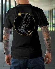 Sailing clothes - Yachting apparel  Classic T-Shirt lifestyle-mens-crewneck-back-3