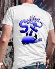 Shop Sailing T-Shirts Online - Yachting Clothes Classic T-Shirt lifestyle-mens-crewneck-back-2